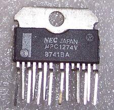uPC1274v-POWER AMPLIFIER 2x10W-2 PEZZI