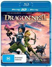 Dragon Nest - Warriors' Dawn 3D : NEW Blu-Ray 3D