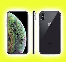 Apple iPhone XS Max - 64GB - Space Grau (Ohne Simlock) NEU OVP Versiegelt
