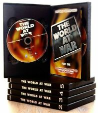 AS NEW! The World At War - Special Collectors Edition (10 disc DVD Box Set)