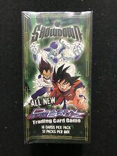 DragonballZ DBZ TCG Showdown Booster Box - Factory Sealed