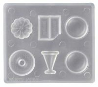 PADICO 404120 Resin Soft Mold Dessert Accessories Material NEW from Japan