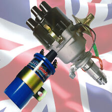 Lucas 45d6 tipo Electrónico Accuspark distribuidor para Jaguar 6 cilindro
