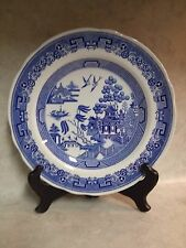 "Spode Blue Room ""Willow"" Excellent Condtion"