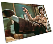 BRUCE LEE WALL ART LARGE A1 POSTER 33 X 23 INCH