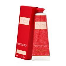 """""""L'OCCITANE"""" Roses et Reines Hand and Nail Cream 30ml x 2ea + Free Gift"""