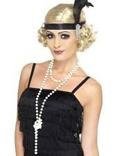 Collier de perles, Années 1920 robe fantaisie, Gangster, MOLL/à clapet, une taille, femme