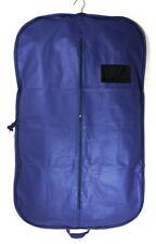 """5 Pack Set 40"""" Suit Cover Bags Mens FoldableTravel Zipper Long Dress Cover"""