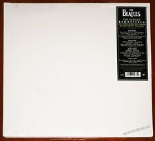 The BEATLES LP x 2 WHITE Album 180 Gram Vinyl + POSTER + CARDS Stereo IN STOCK
