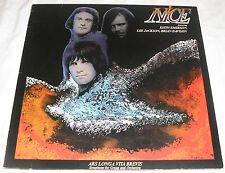 The Nice – ars longa vita latino-Bellaphon-Charly Records-VINILE LP album