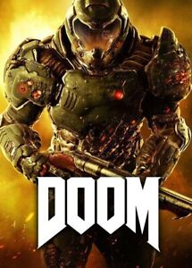 DOOM PC Steam [KEY ONLY!] GLOBAL, FAST DELIVERY!