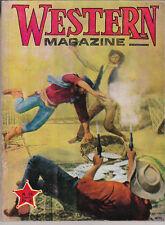 WESTERN MAGAZINE n°15. Ponzoni 1967. Roman Photos.