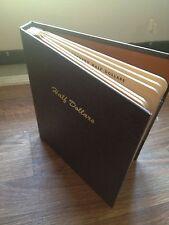 Uncirculated Kennedy half dollar complete BU set 1964 - 2017 Dansco Album
