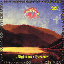 Nightshade Forests [Single] by Summoning (CD, Aug-2006, Napalm Records)