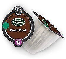 Keurig 2.0 Green Mountain French Roast Coffee , K-Carafe Packs (24)