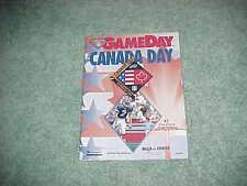 1994 Kansas City Chiefs v Buffalo Bills Football Program 10/30 Steve Christie