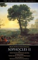 Sophocles II by Sophocles (1969, Paperback, Reprint)
