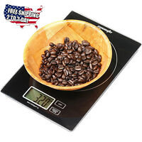 Digital Kitchen Food Scale Weight Watchers Diet 5kg/11 lbs Electronic Lcd Small