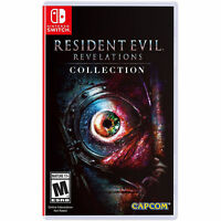 Resident Evil: Revelations Collection - Switch - NEW FREE US SHIPPING
