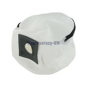 To fit Henry Hetty George Hoover Vacuum Cleaner Washable Dust Cloth Bag Reusable
