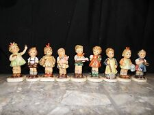 Hummel Goebel Lot Collectors Club Figurines 479 629 630 729 793