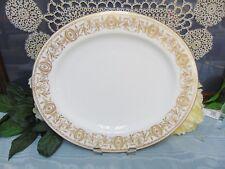 ❤ Royal Worcester POMPADOUR Oval Platter 13 1/8 Inches