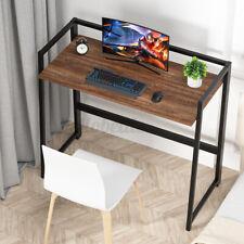 Klappbar Schreibtisch Computertisch PC Laptop Bürotisch Arbeitstisch 80/100cm