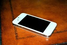 Apple iPhone 4S - 32GB - White (AT&T) Excellent Condition Model MC 921 LL/A