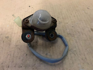 Kawasaki Zzr1100 Number Plate Light From A 1998 Model