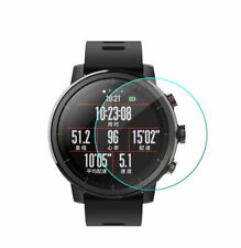 23-46 mm Screen Protector Film Cover Universal Tempered Glass For Smart Watch