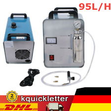 95L Sauerstoff Wasserstoff Hho Gasflamme Generator Acryl Flame Polieren Machine