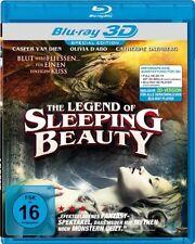 The Legend Of Sleeping Beauty-Dornröschen (3D) Michael York, Finn Jones BLU RAY