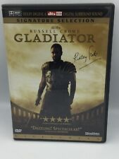 Gladiator Russell Crowe Joaquin Phoenix Connie Nielsen 2-Dvd Free Shipping