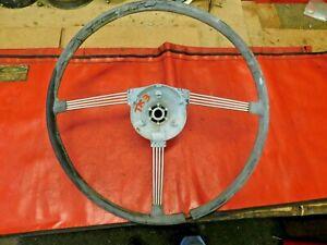 Triumph TR3, Steering Wheel, Original, !!