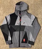 Nike Basketball Kyrie Full-Zip Hoodie BV9285-010 Men's Size Small