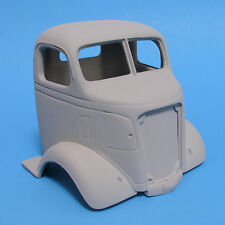 Jimmy Flintstone '38 GMC Truck Cab-Over Resin Body #303