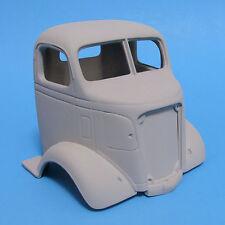 Jimmy Flintstone '38 GMC Truck Cab-Over Resin Body #303