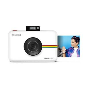 POLAROID SNAP TOUCH BIANCA - Istant Camera Fotocamera con stampante integrata