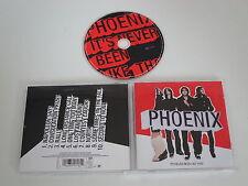 Phoenix/It 's never been like that (VIRGIN-EMI 0946 3 55716 2 2) CD Album