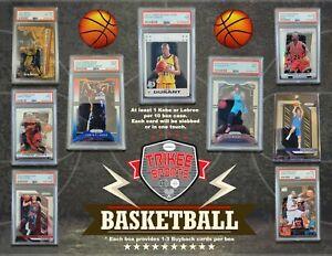 2021 Trikee Sports Basketball Edition Sealed 10 Box Case..Chase Lebron Kobe