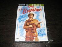 Obiettivo Burma DVD Errol Flinn James Brown Sigillata Nuovo
