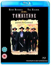 Tombstone (Blu-ray, 1993, Kurt Russell, Region Free) *BRAND NEW/SEALED*