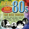 Real 80s The Best Videos DVD neu 80er Soft Cell Visage Camouflage Level 42 Black