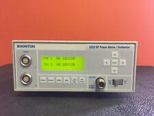 Boonton 5232 10 Hz To 25 Ghz 200 Uv To 300 V Gpib Rf Power Meter Voltmeter