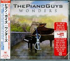 THE PIANO GUYS-WONDERS-JAPAN CD+DVD BONUS TRACK Ltd/Ed G29