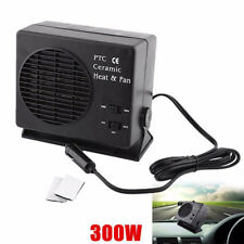 12 Volt Ceramic Car Heater Warmer Window Defroster Demister 150W / 300W