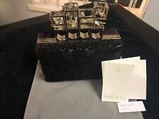 Alexander McQueen Skull Designed Knuckle Duster Clutch Bag 100% authentic £2595