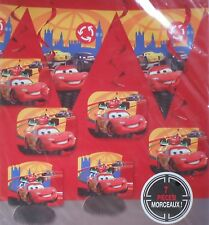 Party Room Decorating Kit DISNEY CARS Banner Transformation Birthday Supplies