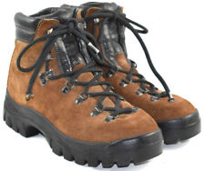 Garmont Brown Leather Hiking Mountaineering Italy Boots Women's Size 7