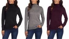 Variety Ladies Womens Andrew Marc Turtleneck Sweater                         P-2